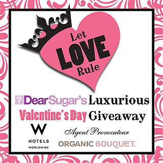 Let Love Rule — DearSugar's Luxurious Valentine's Day Giveaway