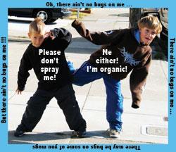 Mommy Alert! Stop the Spray