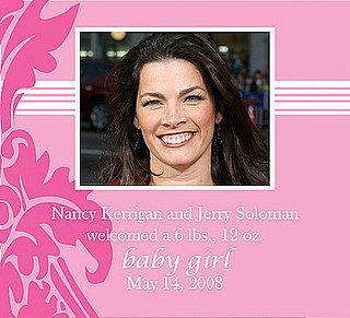 Nancy Kerrigan Welcomed A Baby Girl!
