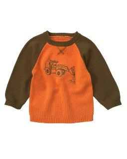 Digger Raglan Sweater ($20)