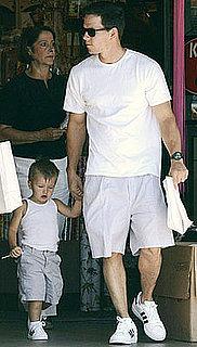 Celebaby Style: Michael Wahlberg