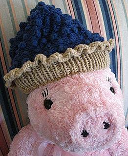 Blueberry Pie Hat