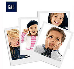 Lil Links: Get Your Child Entered in the Gap Casting Call!