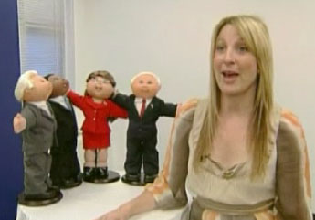 Iconic Cabbage Patch Kids Go Presidential