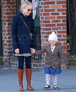 Michelle Williams Is Just a Mother Raising Her Child