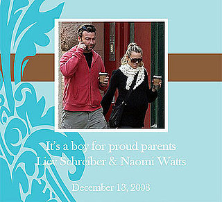 It's a Boy For Naomi Watts and Liev Schreiber!
