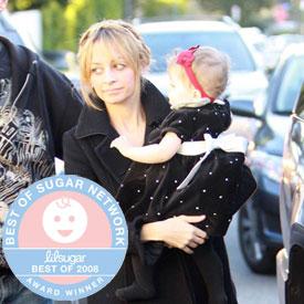 Favorite New Mama: Nicole Richie