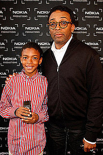 Spike Lee and Son