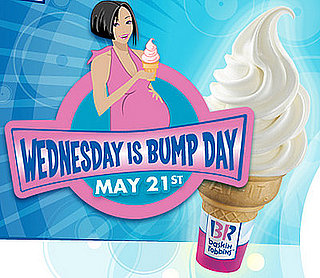 Baskin Robbins Free Soft Serve