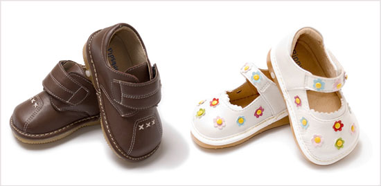 Pipsqueak Shoes for Kids