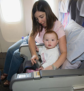 Baby Poops on Plane