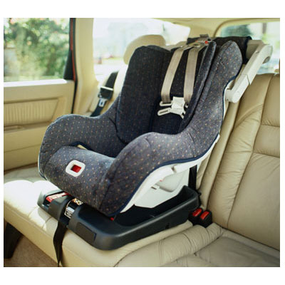 Installing the Car Seat