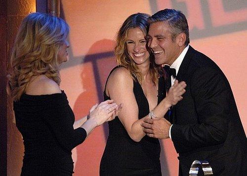 being George Clooney.