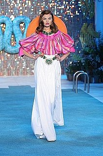 Christian Dior Cruise 2009 Collection With John Galliano Images