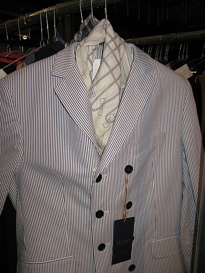 Velour Menswear Spring/Summer 2009