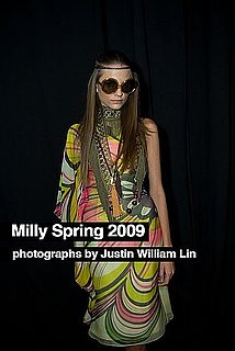 Milly, Photographs By Justin William Lin