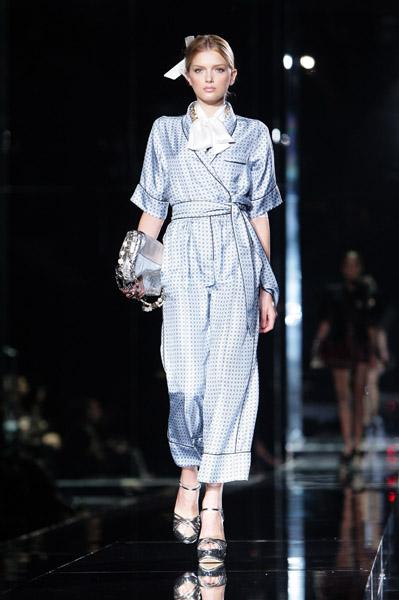 Milan Fashion Week: Dolce and Gabbana Spring 2009
