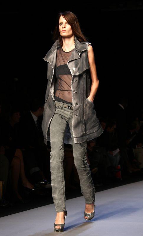 Milan Fashion Week: C'N'C Costume National Spring 2009