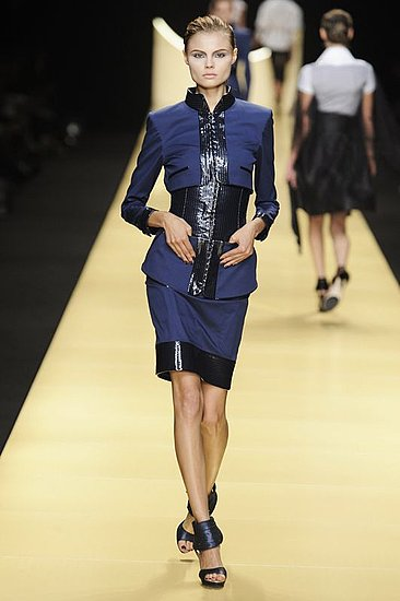 Paris Fashion Week: Karl Lagerfeld Spring 2009