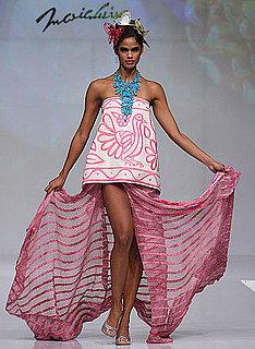 Mexico Fashion Week: Maria Luisa De Chavez Spring 2009