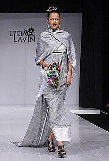 Mexico Fashion Week: Lydia Lavin Spring 2009