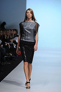L'Oreal Toronto Fashion Week: Joeffer Caoc Spring 2009