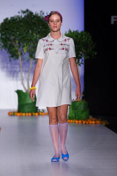 Mexico Fashion Week: Alejandra Quezada Spring 2009