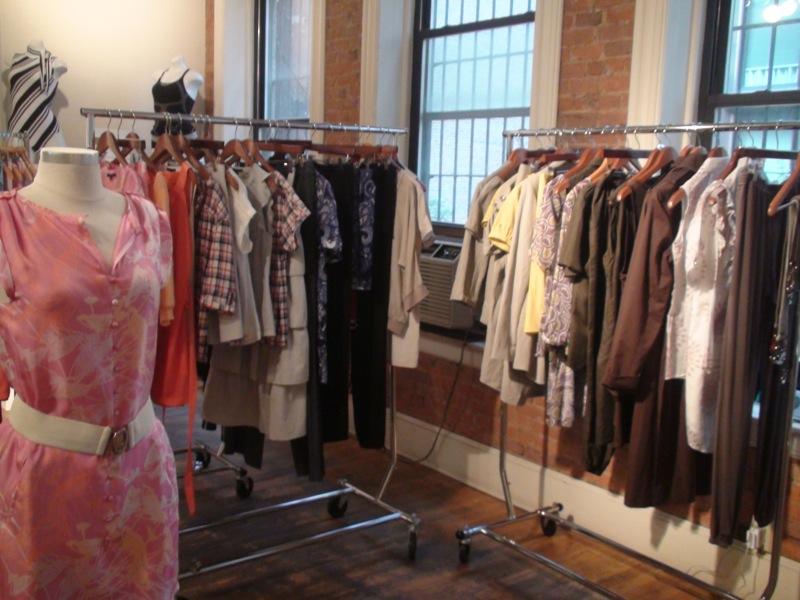 In The Showroom: Alice Ritter Spring 2009