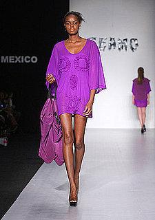 Mexico Fashion Week: TEAMO Spring 2009
