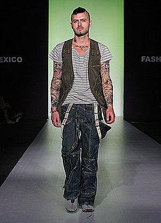 Mexico Fashion Week: Malafacha Spring 2009