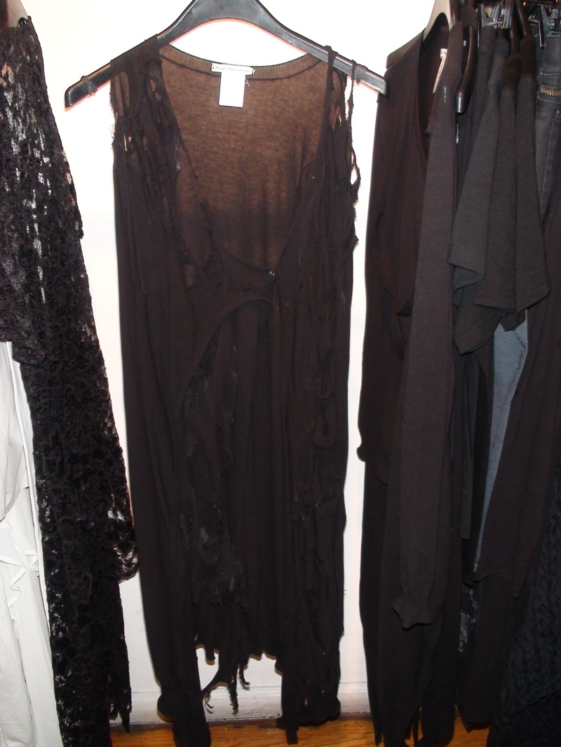 In The Showroom: Lina Osterman Spring 2009