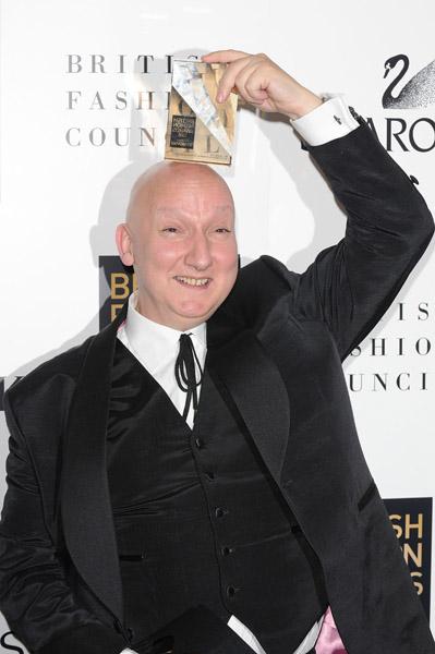 Stephen Jones (Outstanding Achievement Award)