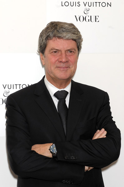 Yves Carcelle, Director of Louis Vuitton