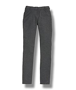 Twill Narrow Pants $49, Dillard's