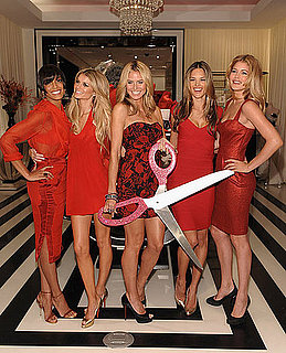 New York: Victoria's Secret Store Opening