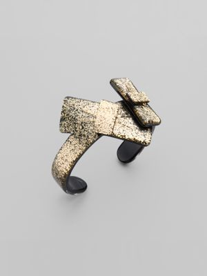 Glitter Crazy Bow Cuff, Was $98 Now $57.50 Saks Fifth Avenue