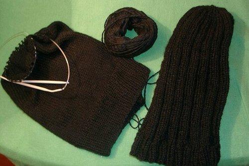 Wool beanies