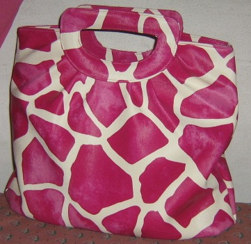 What's in the Pink Giraffe Bag?