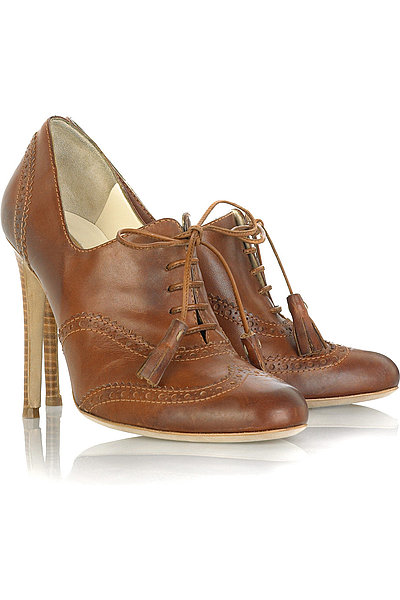 Rupert Sanderson Donegal Lace-Up Shoe-Boots