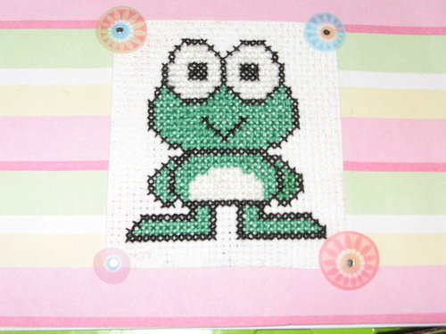 Frog For my MIL