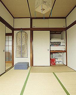 Japanese Woman Calls a Stranger's Closet Home