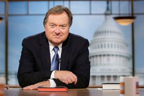 Tim Russert of Meet the Press Dies of a Heart Attack