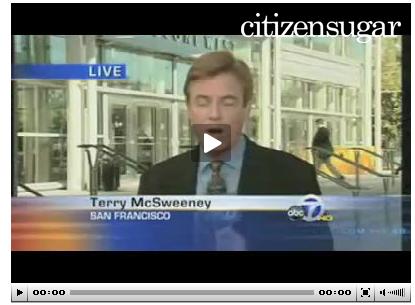 Briefing Book! Karl Rove Escapes a Citizen Arrest Attempt