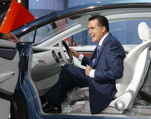Should Congress Bail Out the Automakers?