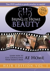 Review of Bring It Home Beauty Hair DVD