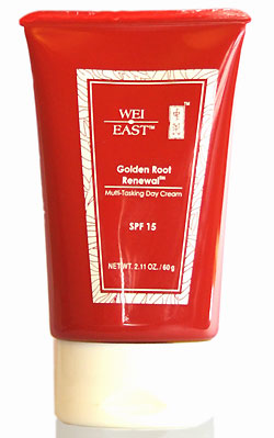 Coming Soon: Wei East Golden Root Renewal Cream