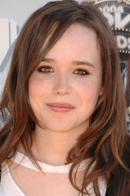 Ellen Page at the 2008 MTV Movie Awards