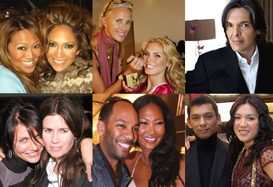 Who's Your Favorite Celebrity Makeup Artist?