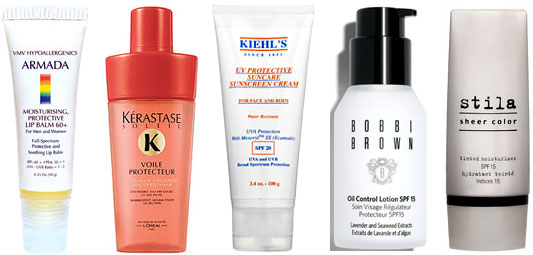 BellaSugar's Guide to SPF Beauty Products
