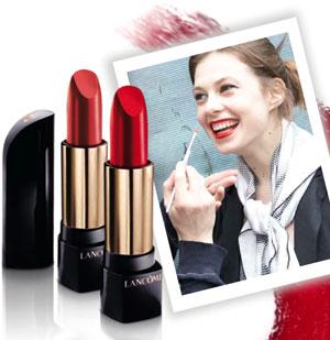 Coming Soon: L'Absolu Rouge Lipstick by Lancôme